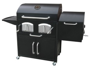 Landmann 591320 Smoky Mountain Bravo Premium
