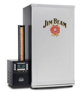 Jim Beam Bradley 4-Rack Digital Outdoor Smoker